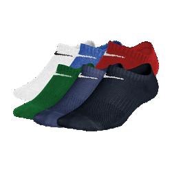 Nike Performance Lightweight No-Show Kids' Training Socks (6 Pair)