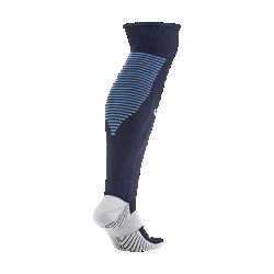 Футбольные носки 2017 England Stadium Third OTCФутбольные носки 2017 England Stadium Third OTC из влагоотводящей ткани с компрессией в области свода стопы обеспечивают поддержку и комфорт.<br>