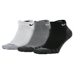 Носки для тренинга Nike Dry Lightweight No-Show (3 пары)Носки для тренинга Nike Dry Lightweight No-Show из влагоотводящей ткани с компрессионной посадкой обеспечивают поддержку и комфорт во время тренировки.<br>