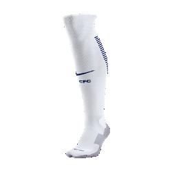 Футбольные носки 2017/18 Chelsea FC Stadium Home/Away/Third OTCФутбольные носки 2017/18 Chelsea FC Stadium Home/Away/Third OTC из влагоотводящей ткани с компрессией в области свода стопы обеспечивают поддержку и комфорт.<br>