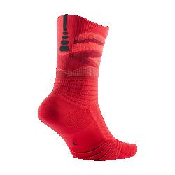Баскетбольные носки Nike Elite Versatility CrewНоски для баскетбола Nike Elite Versatility с зональной амортизацией смягчают ударные нагрузки во время игры.<br>