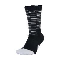 <ナイキ(NIKE)公式ストア>ナイキ エリート クルー バスケットボールソックス SX7010-010 ブラック画像