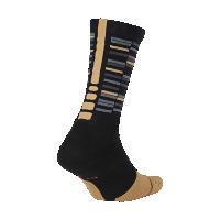 <ナイキ(NIKE)公式ストア>ナイキ エリート クルー バスケットボールソックス SX7010-013 ブラック画像