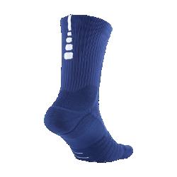 Носки НБА Nike Elite Quick CrewНоски НБА Nike Elite Quick Crew обеспечивают вентиляцию и комфорт, помогая полностью сконцентрироваться на игре. Эластичная вставка поддерживает переднюю часть стопы, а легкая система амортизации поглощает ударные нагрузки. Преимущества  Эластичная вставка в передней части поддерживает стопу и предотвращает скольжение при боковых движениях Система вентиляции обеспечивает охлаждение Максимальная амортизация в ключевых зонах для повышенного комфорта  Информация о товаре  Состав: 55% полиэстер/31% нейлон/9% хлопок/5% спандекс Машинная стирка Импорт<br>