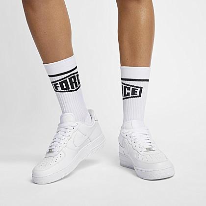 3303c6845 Nike Women s Lace-Up Knee-High Socks. Nike.com