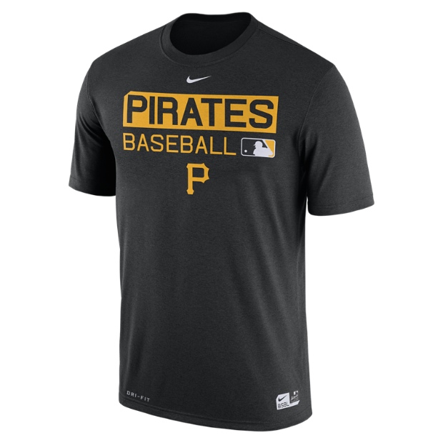 Nike Legend Team Issue Mlb Pirates Men 39 S T Shirt