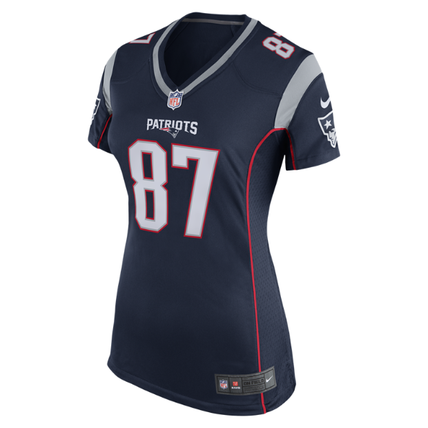 Nfl New England Patriots Rob Gronkowski Women S Football