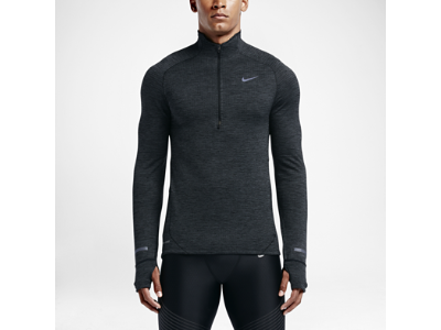 Nike Sphere Element Men's Half-Zip Long Sleeve Running Top. Nike.com
