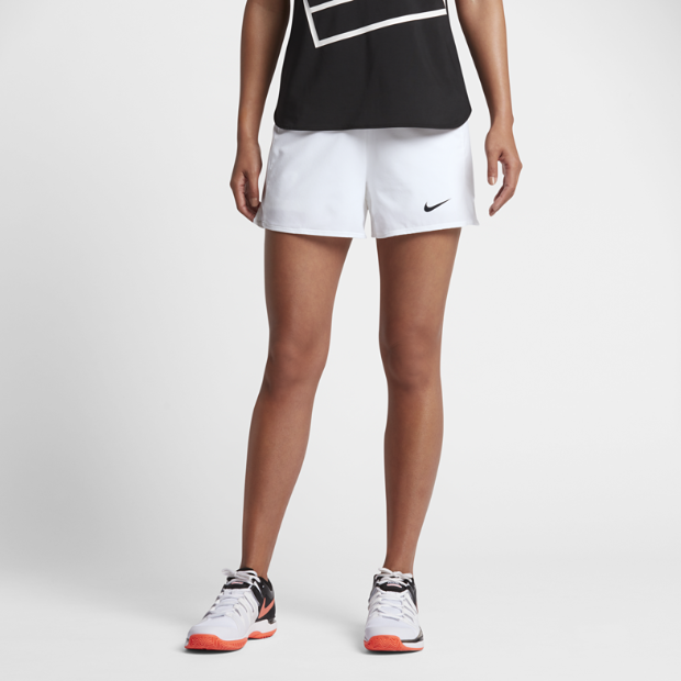 nikecourt flex pure women 39 s tennis shorts. Black Bedroom Furniture Sets. Home Design Ideas
