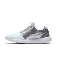 Nike Roshe Two Men's Shoe (White/Metallic Silver/White)