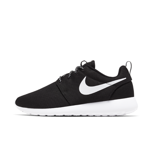 All Black Nike Roshe One Women Shoe