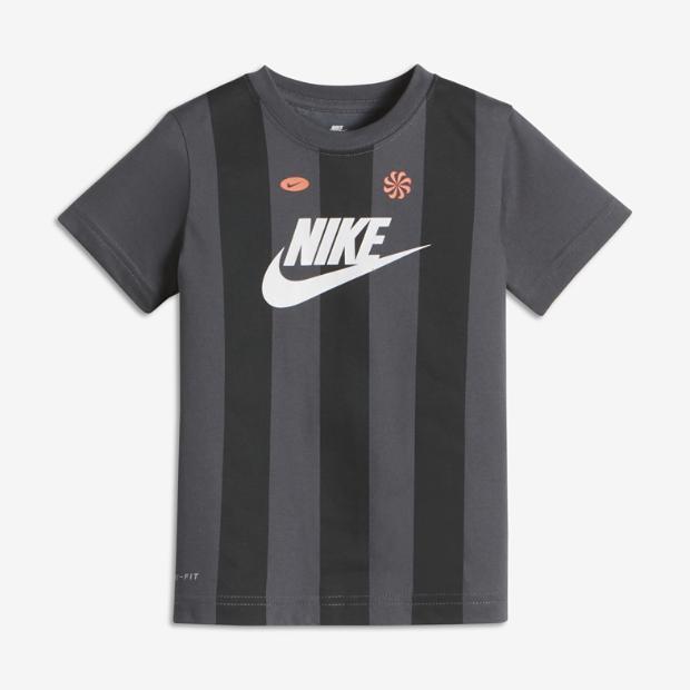Nike Dry Team Little Kids 39 Boys 39 T Shirt