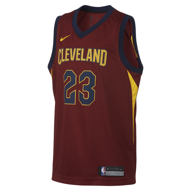 lebron james cleveland cavaliers nike icon edition. Black Bedroom Furniture Sets. Home Design Ideas