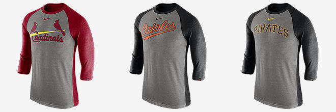 2e1451104acf MLB Long Sleeve Shirts. Nike.com