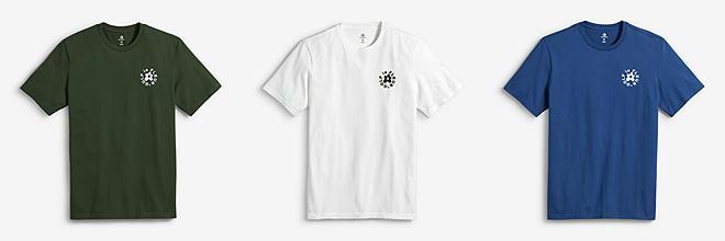 Men's Converse Tops & T-Shirts (34)