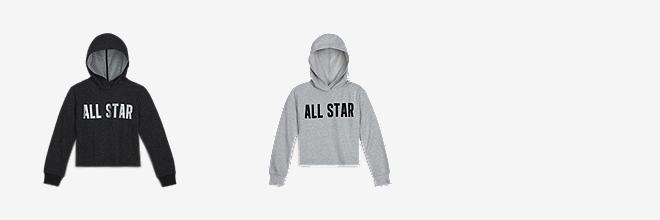 converse hoodie kinder