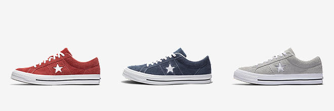 Women's Converse One Star Shoes (35)