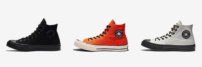 converse shoes red