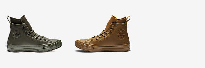 converse shoes brown