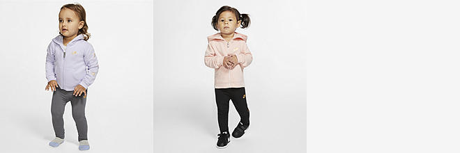 589ab8a36 Prev. Next. 2 Colors. Nike Air. Baby Hoodie & Leggings 2-Piece Set