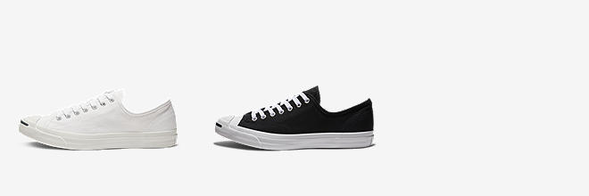 UK Shoes Store  Real Converse All Star Leather OX Mono White Ladies Lather