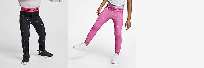 41f9c18289f34 Toddler & Baby Girls' Leggings & Tights. Nike.com