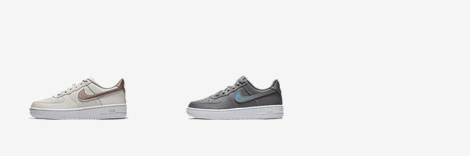nike air force 1 kids girl white