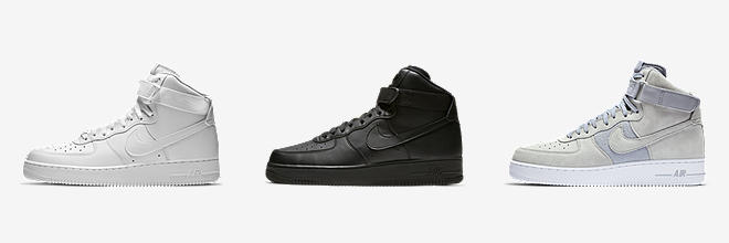 Nike Air Force 1 Mid High White Mensternational College of