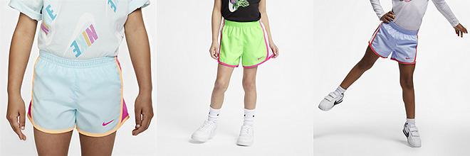 260772ffbd Little Kids Girls' Sweat-Wicking Clothing. Nike.com