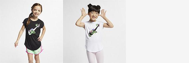 4ff82800cf5ee Girls  Tops   T-Shirts. Nike.com