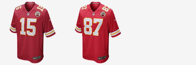 1c3ef4eb Kansas City Chiefs Jerseys, Apparel & Gear. Nike.com