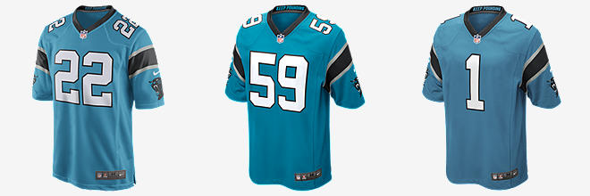 Next. 3 Players Available. NFL Carolina Panthers Game Jersey ... 051e67f6f