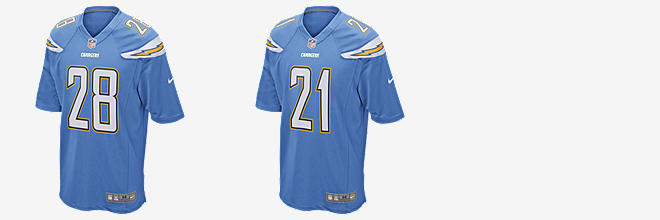 8476f2bd Los Angeles Chargers Jerseys, Apparel & Gear. Nike.com