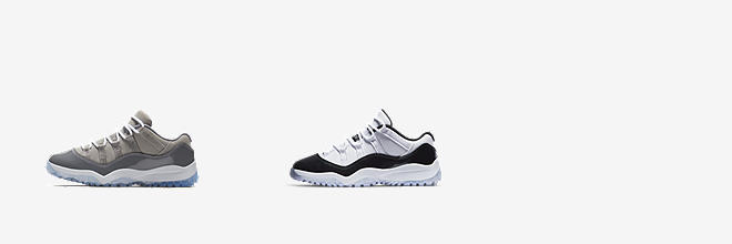 Air Jordan 11 Retro Low. Big Kids' Shoe. $130. Prev