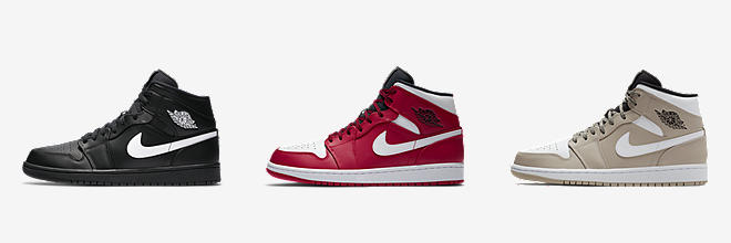 Nike Mens T-Shirt - Nike Jordan AJ 17 Plus White/Gym Red B7d5806