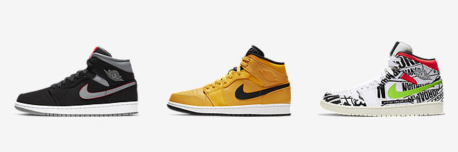 2544cd773027fe Air Jordan 1 Mid SE. Men s Shoe.  120. Prev
