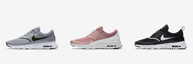 get air max thea turnschuhe sort efbee 52e2d