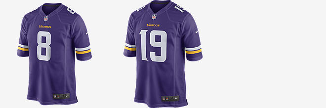 b080796b Minnesota Vikings Jerseys, Apparel & Gear. Nike.com