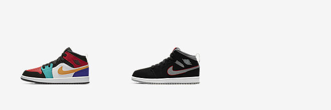 f0b78fe8d7be60 Air Jordan 1 Mid. Big Kids  Shoe.  90. Prev