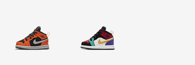 8f771a8be53b42 Air Jordan 1 Mid. Little Kids  Shoe.  65. Prev