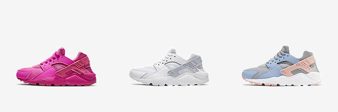 4261a3ab37 Nike Trainer Huarache. Baby/Toddler Shoe. $55. Prev