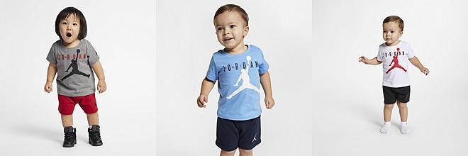 a801a06e4b8687 Boys  Jordan Lifestyle Tops   T-Shirts. Nike.com