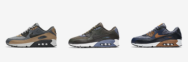 New Models of Nike Air Max 90 KPU TPU Womens Shoes Royal Blue