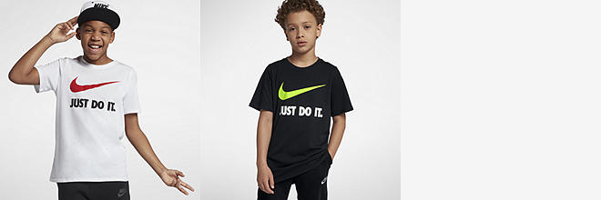 Niños Playeras con diseños. Nike.com PR. 66c6a19cdb876