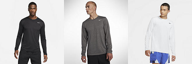 Men's Long Sleeve Shirts. Nike.com