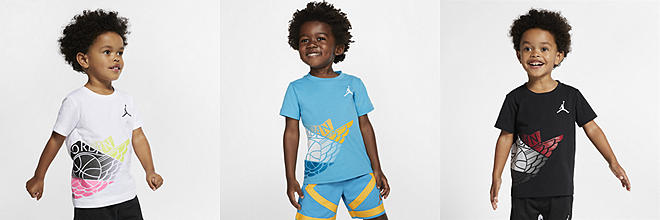 d5280fc8 Jordan Wings. Little Kids' T-Shirt. $18. Prev