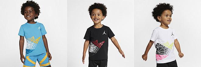 8e0c688f Prev. Next. 3 Colors. Jordan Wings. Toddler T-Shirt