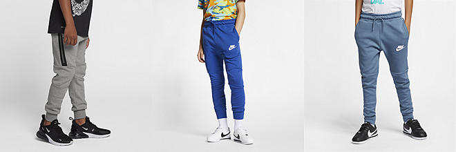 1c3adaae97d94 Boys' Fleece Pants & Tights. Nike.com