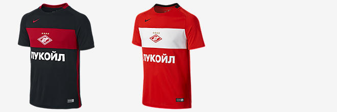 Bambino   Bambino  Ragazzo Spartak Calcio. Nike  IT. c4524c