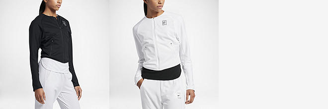 Women's Knit Tennis Jacket NikeCourt